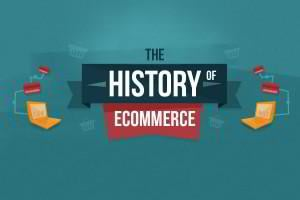 The History of eCommerce – Timeline Infographic