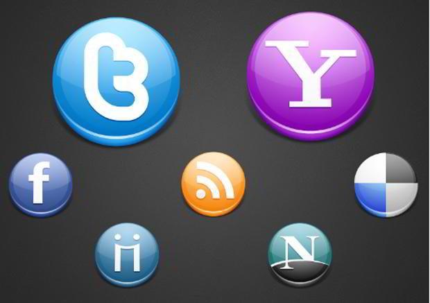 free social icon set