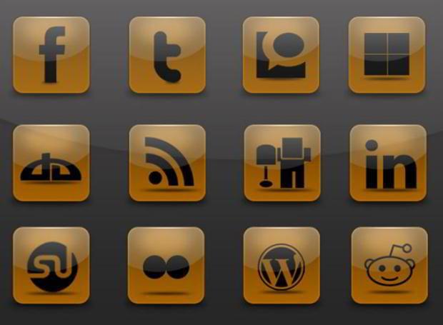 free social media icon sets