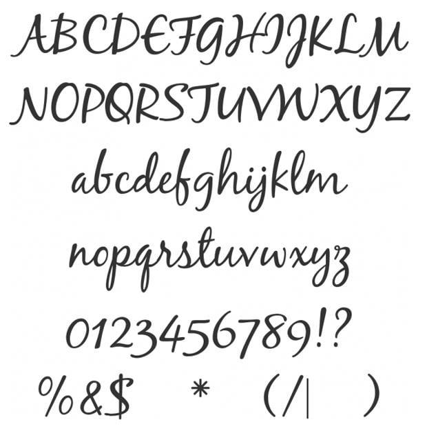 Georgian scripts