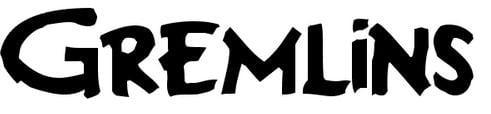 25 font del cinema gratis , risorse  , Gremlins