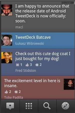 Android Social Media Apps for 2011