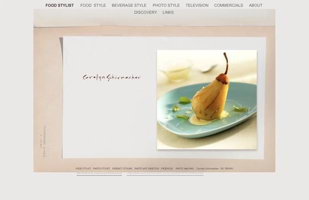 food website