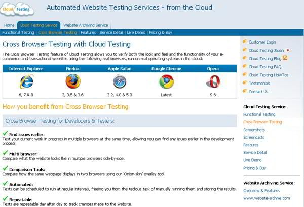 Online Tools to Test Your Website Browser Compatibility