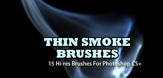 smoke brushes set