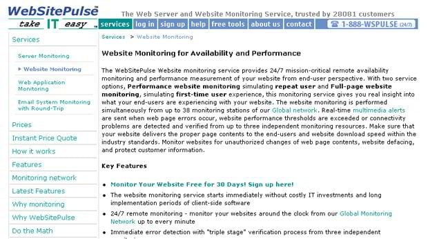 website-monitoring-tools
