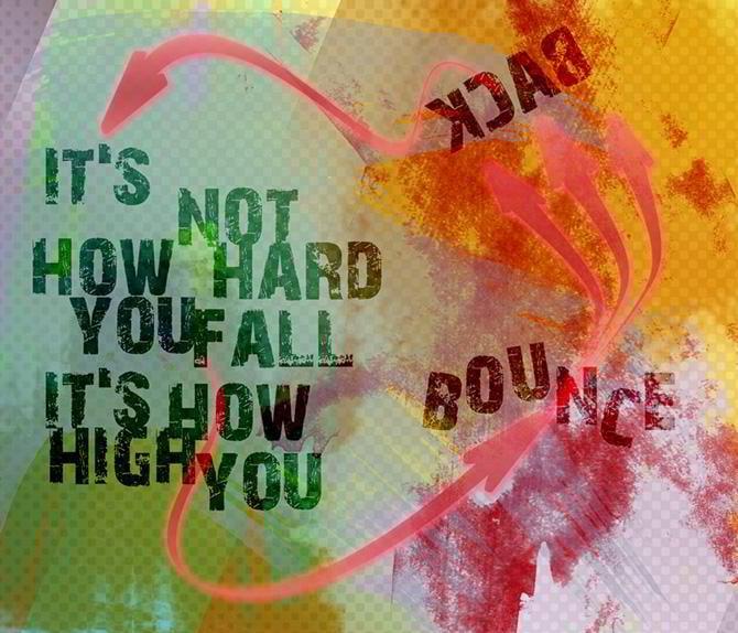 Grunge-Typographic-Design