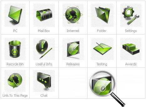 navigation-icon-sets