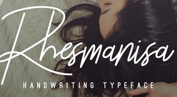 Rhesmanisa Font