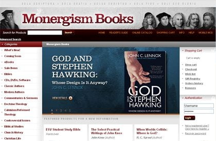 monergismbooks page screen
