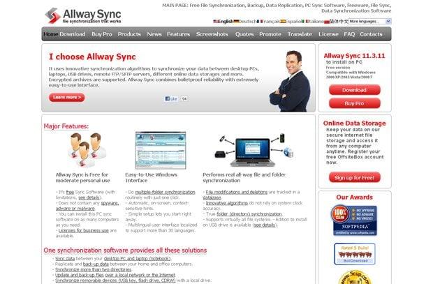 free online data backup service