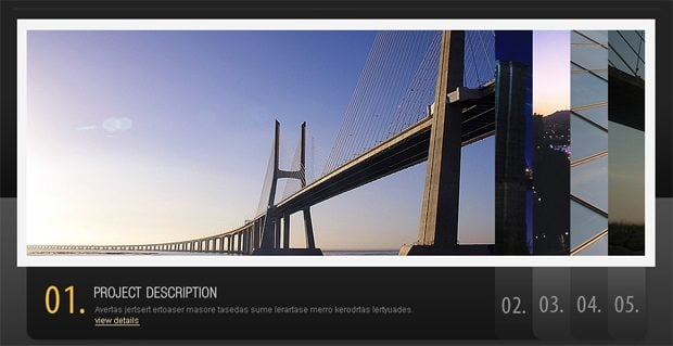 slider web templates