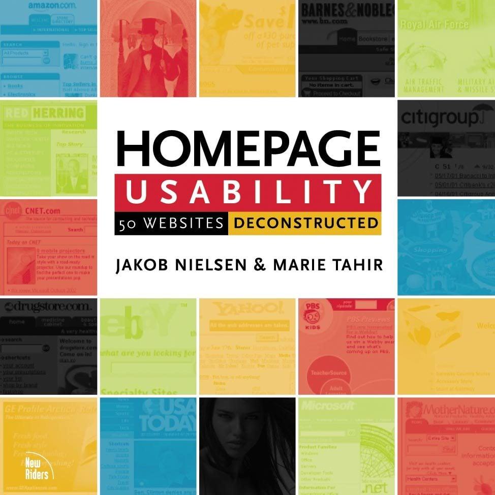 usability books