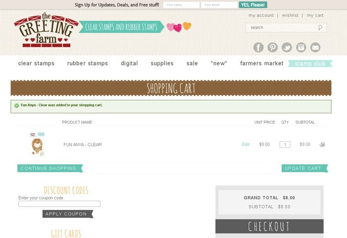 42 Best Shopping Cart Page Design Templates