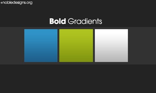 25+ Free Photoshop Gradient Sets To Improve Your Graphics