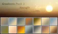 gradient map skin photoshop download