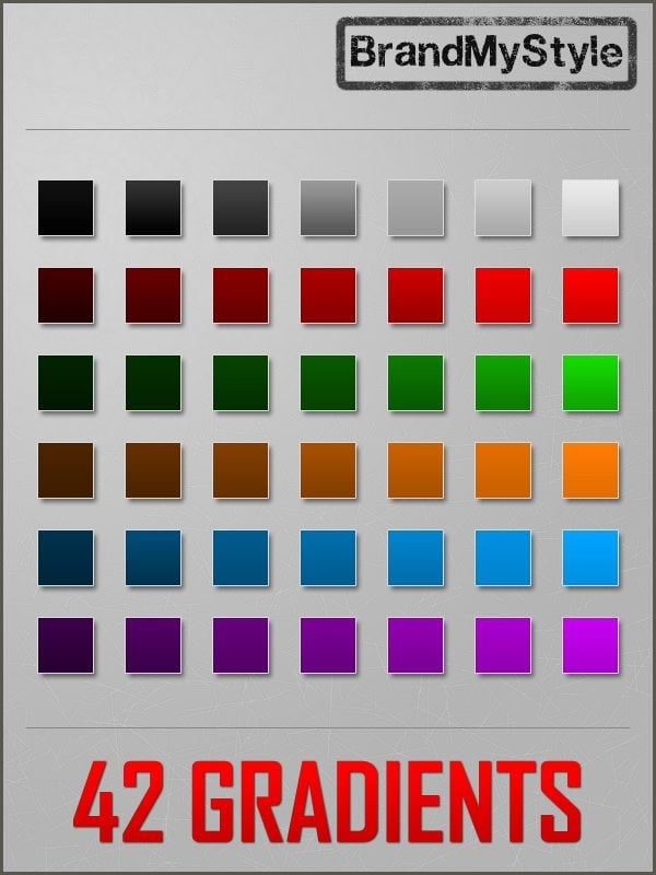 free photoshop gradient sets