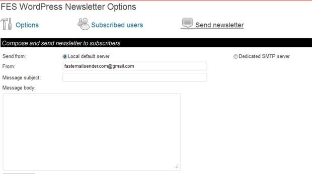 wordpress-newsletter-plugin
