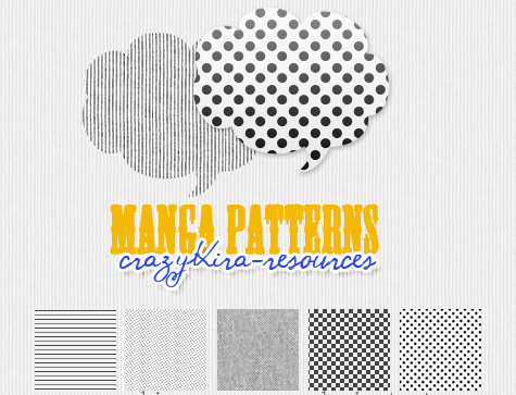 Manga Patterns