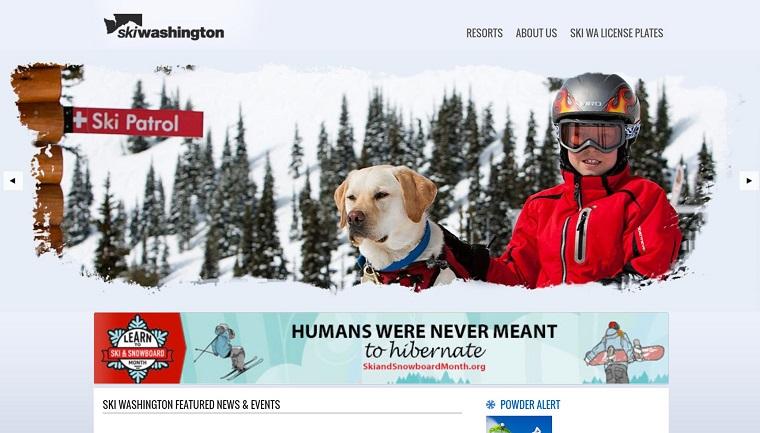 Ski Washington.