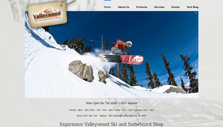 Valleywood Ski.