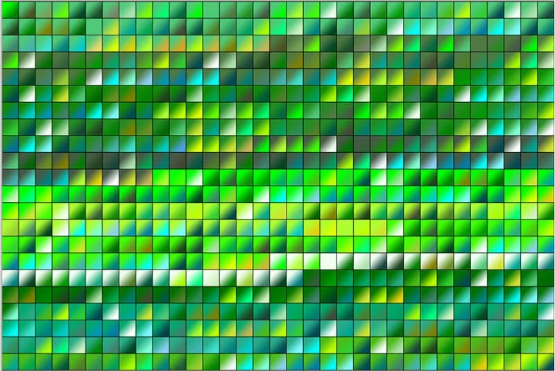 2000 Free Green Photoshop Gradient Pack