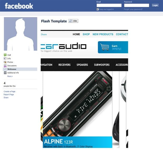 facebook-store-template-car-audio