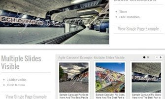 40 jQuery Plugins for Carousel-Type Content Sliding