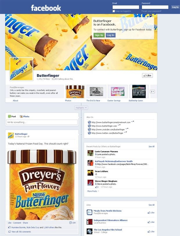 New Facebook Timeline Pages and How We Revamp Our Facebook ...