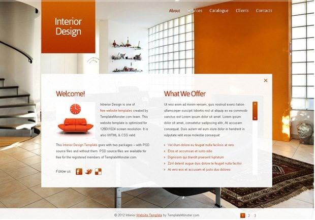 Http Blog Templatemonster Com 2012 04 27 Minimal Web Design Stuff