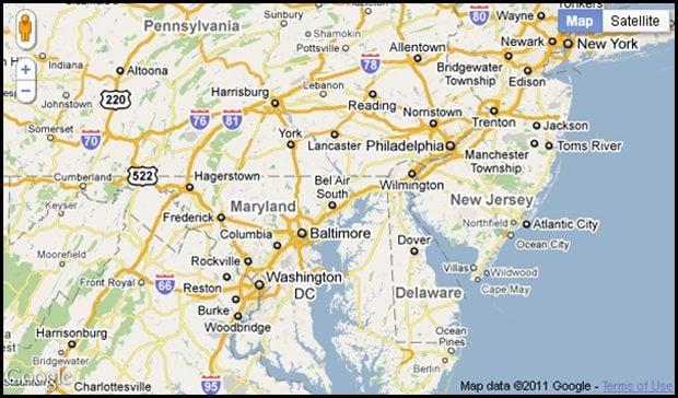 Where am I? jQuery Plugins for Google Maps Embedding