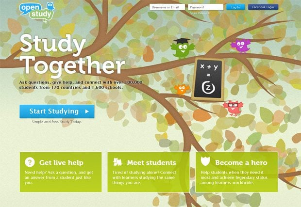 Educational Website Designs