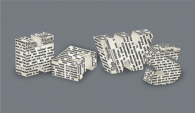 These Photoshop Text Effect Tutorials Will Burn Your Hands  Go Get