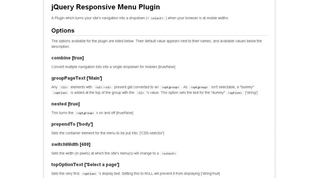 New jQuery Plugins Aimed Directly at Your Site's Responsiveness