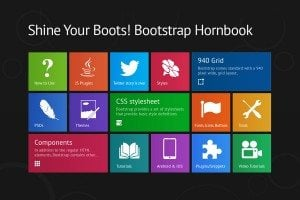 Shine Your Boots! Bootstrap Hornbook [Interactive Infographic]