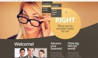 Tuesday Spotlight: Free WordPress Business Theme