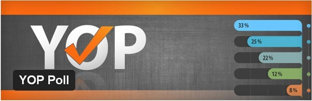 WordPress plugin YOP Poll.