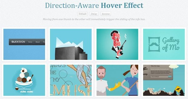 Free CSS3 Hover Effects to Copy and Paste