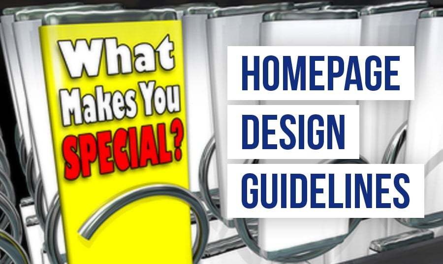 "Seductive Home Page Design – The ""How to"" Guidelines"