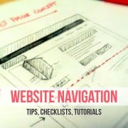 Guiding Through the Maze: Creating Perfect Website Navigation [Tips, Checklists, Tutorials]