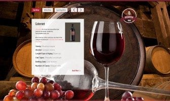 4 Reasons to Fall in Love with Wine & Winery Free HTML5 Theme