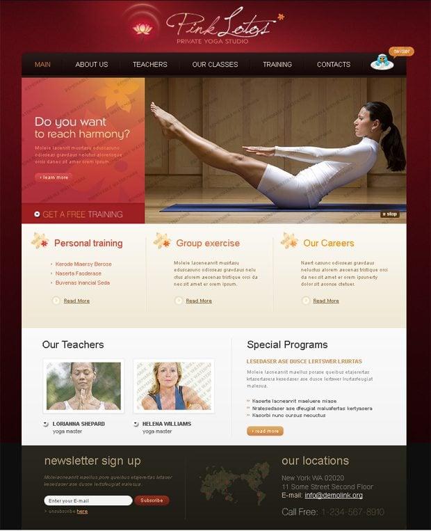 Yoga Themes