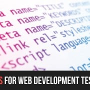 Nothing is Done Until It's Tested – Free Tools for Web Development Testing