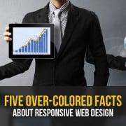 Five Over-Colored Facts About Responsive Web Design