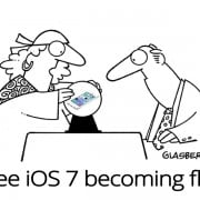 Going Flat: Apple iOS 7 Way