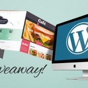 TemplateMonster Giveaway: 10 Premium WordPress Themes for Free