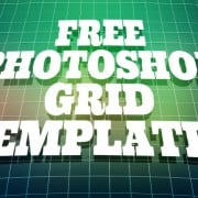 Photoshop Grid Templates: Designing Through the Line