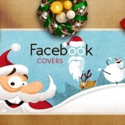 Christmas Eve Calendar: Business & Xmas Facebook Covers – 4 Free