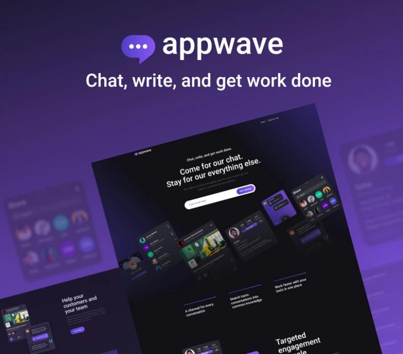 Appwave - App Landing WP Theme