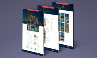 Time to Polish Your Site. Free Responsive HTML5 Theme for Travel Agency